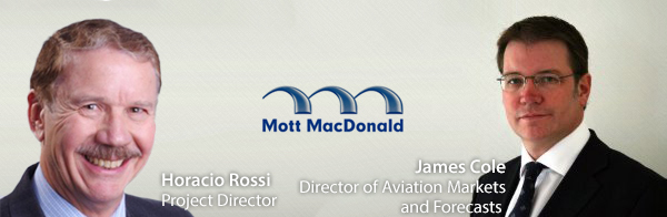 Horacio Rossi and James Cole, Mott MacDonald
