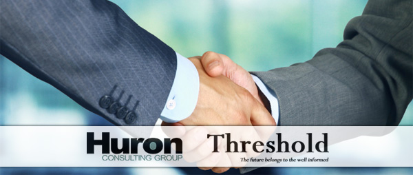 Huron Consulting Group buys Threshold Consulting