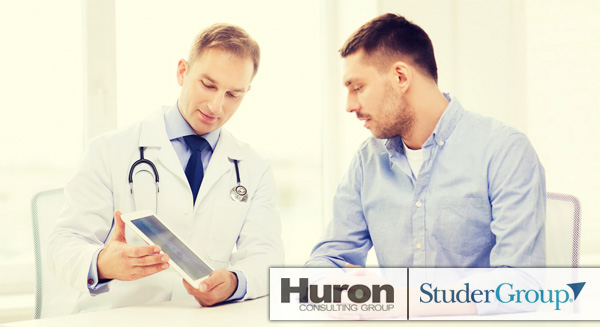 Huron buys healthcare consultancy Studer Group
