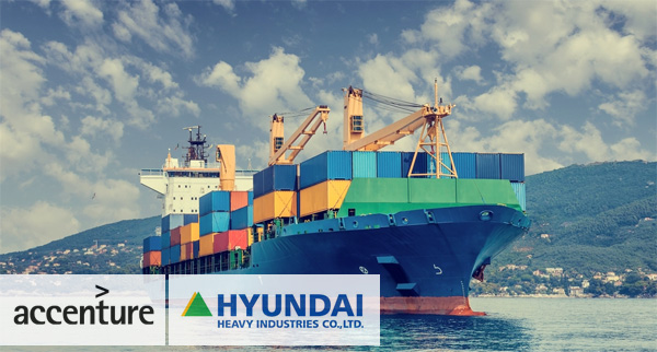 Hyundai & Accenture build efficient ships with sensors