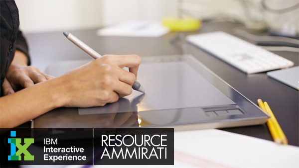 IBM Interactive Experience  - Resource Ammirati