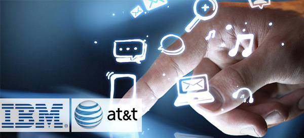 IBM and AT&T partner up for mobile cloud security