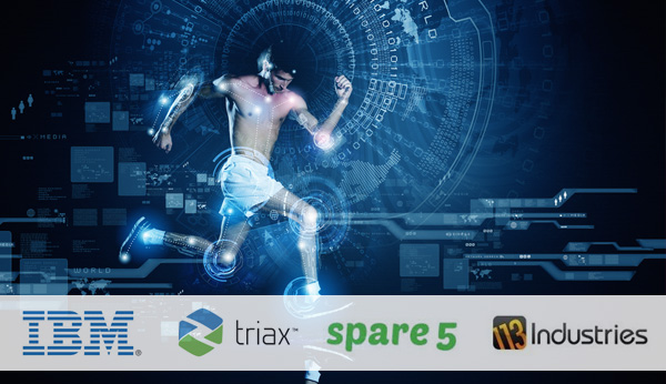 IBM partners with Triax TechnologiesTM, Spare5 and 113 Industries