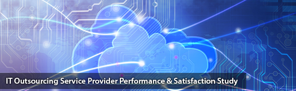 KPMG - IT Outsourcing Service Provider Performance & Satisfaction Study