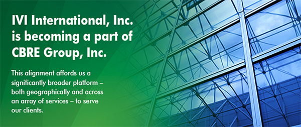 IVI International & CBRE Group