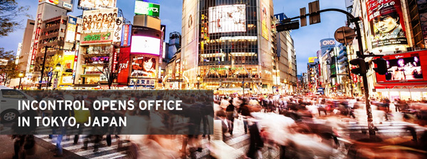Crowd simulation specialist INCONTROL enters Japan