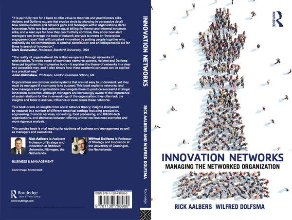 Innovation Networks - Managing the Networked Organization