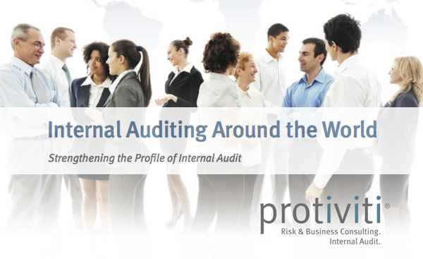Internal Auditing Around the World - Protiviti