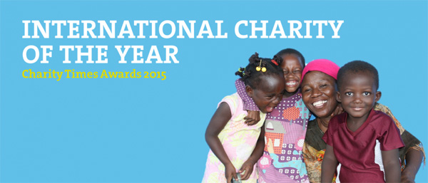 International Charity of the Year
