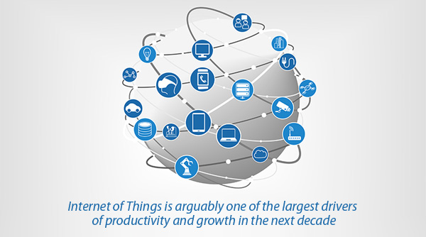 Internet of Things - Driver of productivity and growth