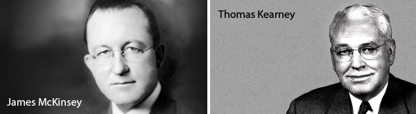 James McKinsey Thomas Kearney