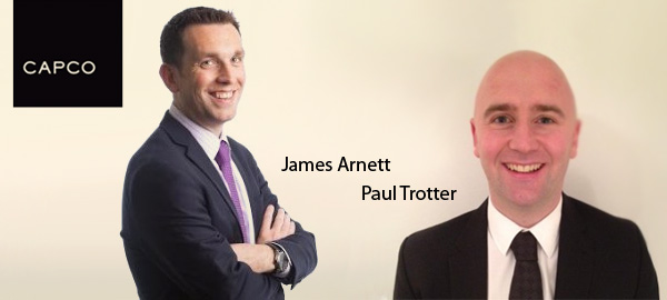 James Arnett - Paul Trotter - Capco