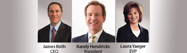 James Roth - Randy Hendricks - Laura Yaeger