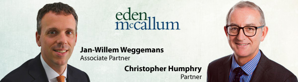 Jan Willem Wggemans and Christopher Humphry - Eden McCallum