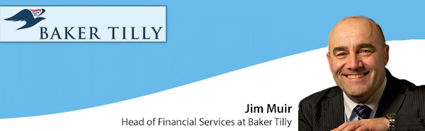 Jim Muir - Head of Financial Services at Baker Tilly