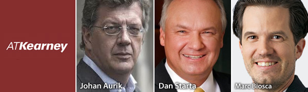 Johan-Aurik - Dan Starta - Marc Biosca - A.T.Kearney