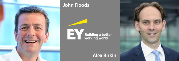 John Floods and Alex Birkin - EY