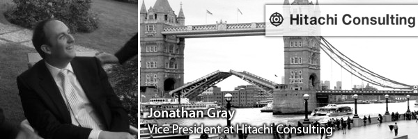 Jonathan Gray - Hitachi Consulting