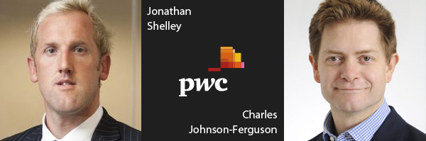 Jonathan Shelley and Charles Johnson-Ferguson - PwC