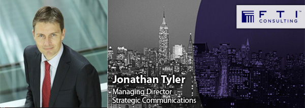 Jonathan Tyler - FTI Consulting