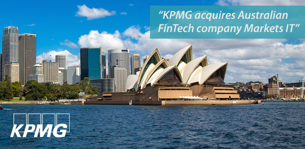 KPMG acquires Markets IT