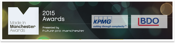 KPMG and BDO winner Made in Manchester Awards