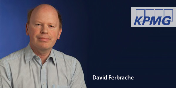 KPMG appoints David Ferbrache as Technical Director