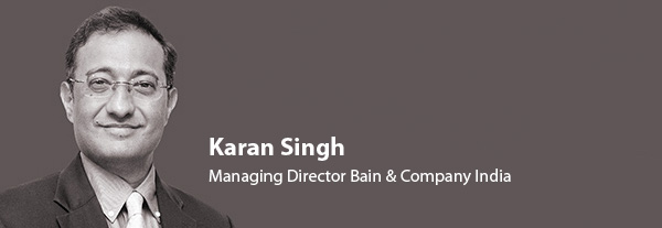 Karan Singh - Managing Director Bain & Company India
