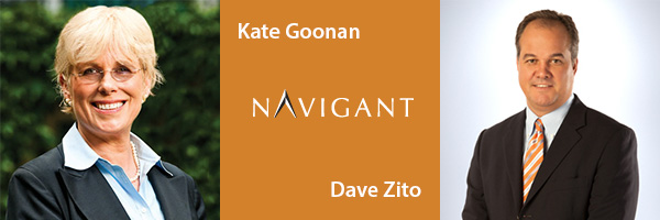 Kate Goonan and Dave Zito, Navigant