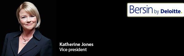 Katherine Jones-Vice president Bersin by Deloitte