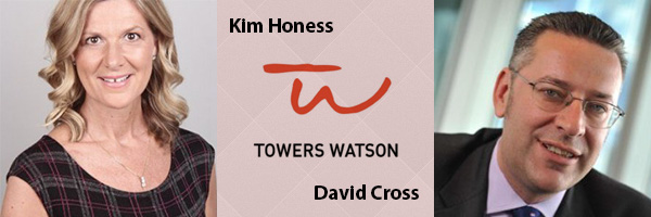 Kim Honess re-joins Towers Watson Flexible Benefits