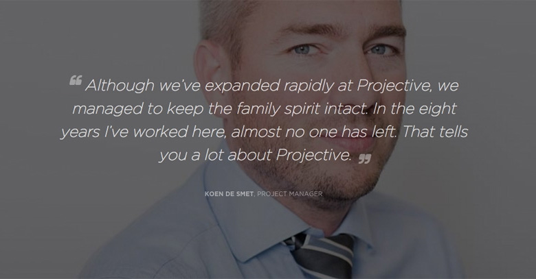 Koen de Smet - Project Manager