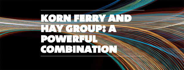 Korn Ferry and Hay Group