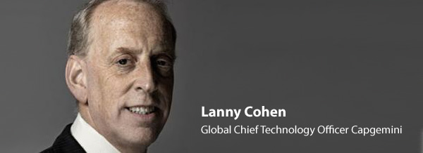 Lanny Cohen, Global Chief Technology Officer Capgemini