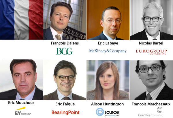 Leadership in French Consulting Market