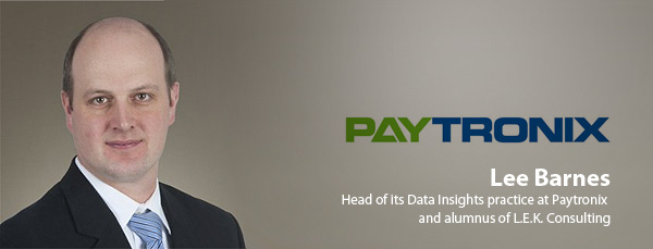 Lee Barnes - Paytronix
