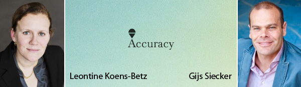 Leontine Koens-Betz and Gijs Siecker - Accuracy