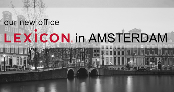 Lexicon in Amsterdam