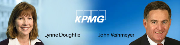 Lynne Doughtie and John Veihmeyer - KPMG