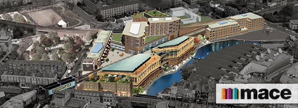 Mace appointed to deliver Camden Lock Village