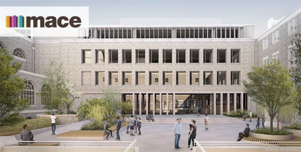 Mace to deliver new UCL Student Centre