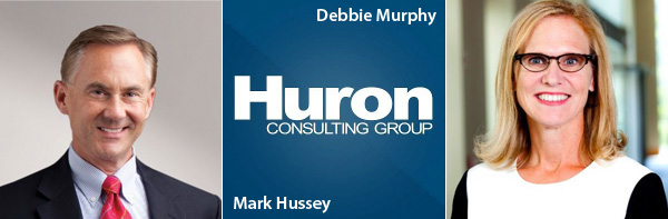 Mark Hussey and Debbie Murphy - Huron Consulting Group