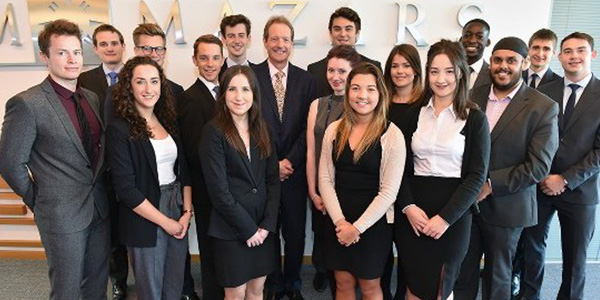 Mazars Milton Keynes new recruits