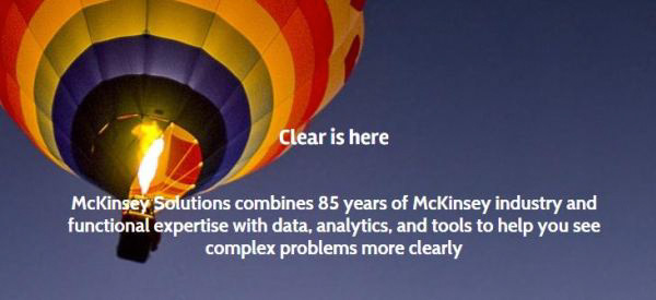 McKinsey Solutions purchases 4tree and VisualDoD