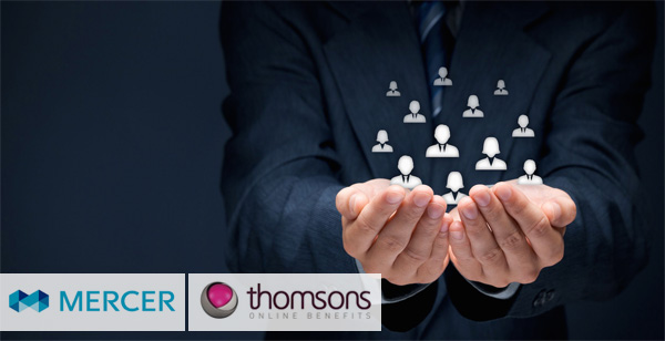 Mercer and Thomsons Online Benefits form strategic alliance