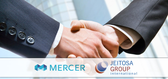 Mercer buys Workday specialist Jeitosa