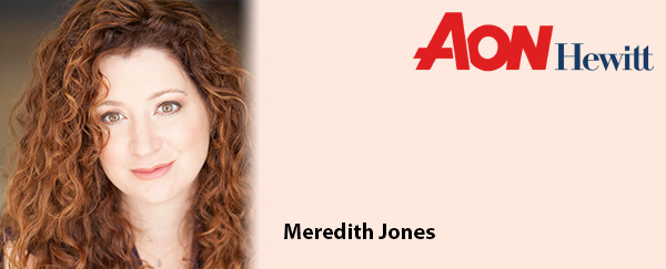 Meredith Jones, Partner at Aon Hewitt