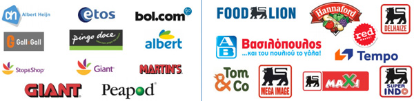ahold and delhaize top 10 supermarket group worldwide