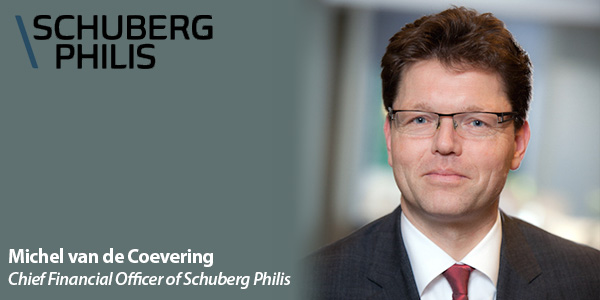 Michel van de Coevering, Chief Financial Officer of Schuberg Philis