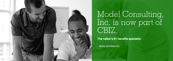 Model Consulting Inc is now part of CBIZ